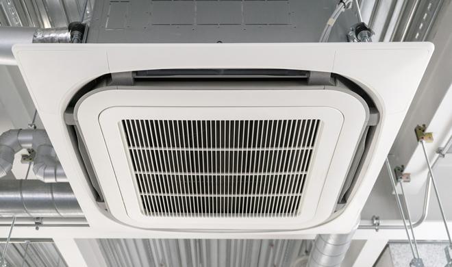 天井取付型エアコン(業務用エアコン)